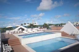 Flat In-Sonia Tambaú - Apto com vista mar em apart hotel na orla de Jampa
