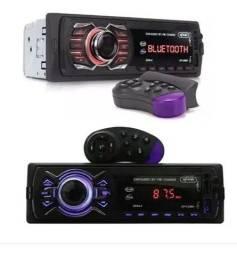 Som Automotivo Bluetooth Auto Radio Som Carro Kp-c29bh ? Entrega grátis