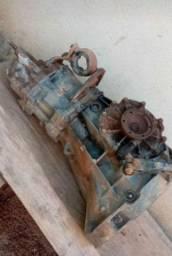 Caixa do motor ap