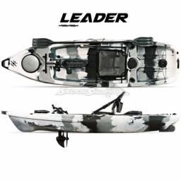 Caique Leader Milha Nautica com Pedal Evo Drive
