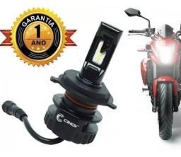 Super Led Plus Com Foco H4 Cinoy 6000 lumens