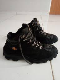 Sapato/bota