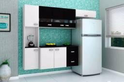 Cozinha Compacta Julia - Pague na Entrega - Receba Hoje
