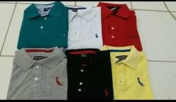 Camisas masculinas Atacado e varejo