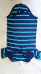 Lote de roupas bebê 6 meses