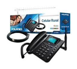 Telefone de Mesa Rural