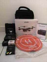 Aproveite Drone Dji Spark com Pack Combo Tudo Pronta Entrega
