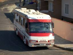 Motor Home Scheid Executive Top De Linha Super Conservado! - 2002