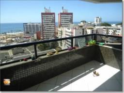 Apartamento 2/4 1 suíte 1 vaga vista panorâmica e mar próximo da praia