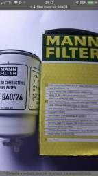 Filtros Mann e Bosch