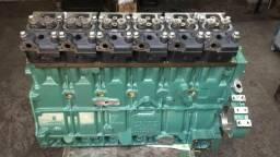 Bloco Cabeçote e Virabrequins motores Diesel