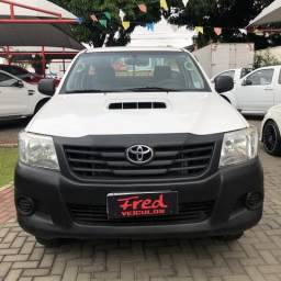 Hilux Cabine Simples 2015 - 2015