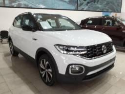 Volkswagen Tcross 2020 High top com teto.preto V12 Aero - 2019