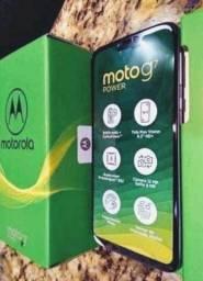 Vendo ou Troco Moto G7 Power 64 GB novinho