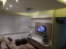 Apartamento com 54m², 3 dormitórios à venda, 54 m² por R$ 210.000 - São Sebastião - Porto