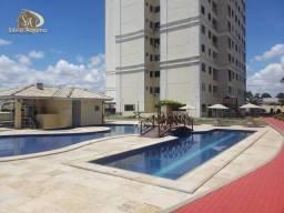 Apartamento no condominio San Gabriel em Messejana