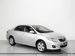 Toyota Corolla GLi 1.8 Flex 16V  Aut. - Prata - 2011 - 2011