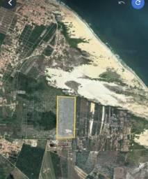 Terreno Beberibe com 44 hectares perto da praia