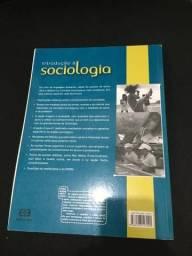Livro Introdução à Sociologia