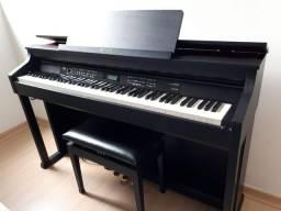 Piano Celviano AP 650 com banqueta