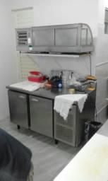 Balcão Refrigerado Inox 220v