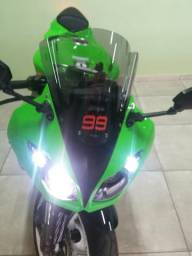 Kawasaki zx6 2009/10 - 2010