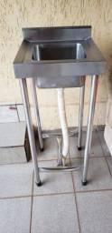 Cuba Inox - Higienização