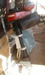 Motor rabeta adaptado para baixo