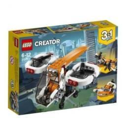 Jogo Lego Creator 3 em 1 - Drone Explorador 31071