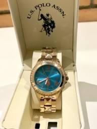 7e54f416e0e Relógio U.S Polo Assn - Feminino