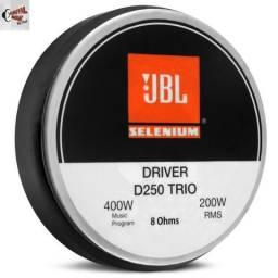 Driver D250 Trio Jbl Selenium, Top Brasil! 149,99 À Vista ou 12x 15,00 Instalado Canal Som