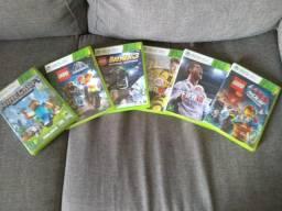 Vendo 6 jogos mídia física