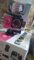 Sport Cam HD - Prova de água