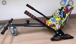 Carrinho de hoverboard Foston 6,5,8 e 10 polegadas