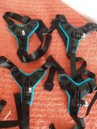 GoPro assessórios suporte capacete