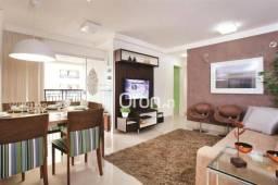 Apartamento com 3 dormitórios à venda, 97 m² por R$ 355.000,00 - Parque Amazônia - Goiânia