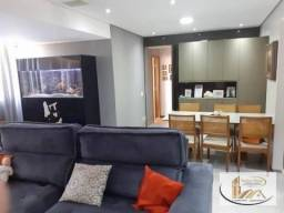 Apartamento com 3 dormitórios à venda, 110 m² por R$ 580.000 - Caiçara - Belo Horizonte/MG