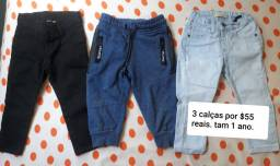 Vendo 3 calças