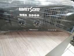 ampificador wattsom DBS 3000
