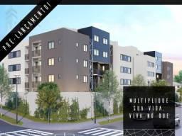 Apartamento com Terraço no Campo Comprido