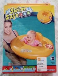 Usado, Vendo Boia Circular Para Bebê Swim Safe comprar usado  São José do Rio Preto