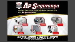 AP segurança eletrônica