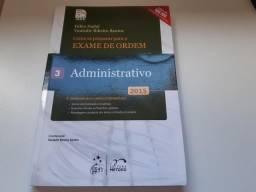 Livro - Como se Preparar para o Exame de Ordem (OAB) - Administrativo