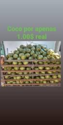 Coco natural 1.00 real