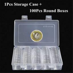 Colecionar moedas cap de 27mm