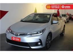 Corolla Altis 2018 único dono