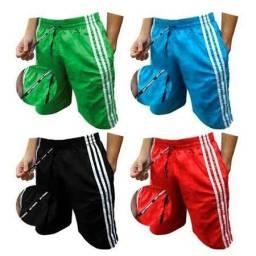 Kit 5 Shorts TACTEL