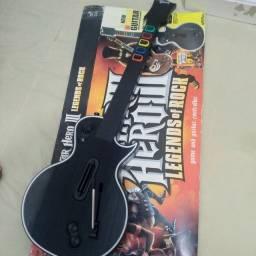 Guitarra PS3 guita hero