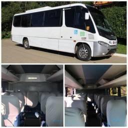 Micro ônibus sênior executivo
