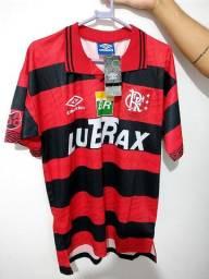 Camisa Retrô Flamengo 1995 - Nova